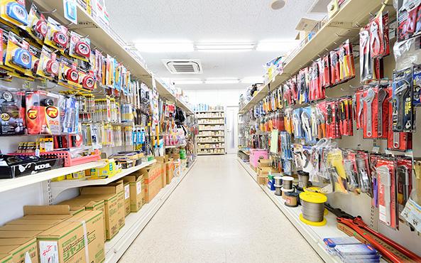 商品購入・商品提案・技術サポート